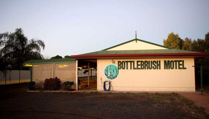 Bottle Brush Motel Capella Accommodation