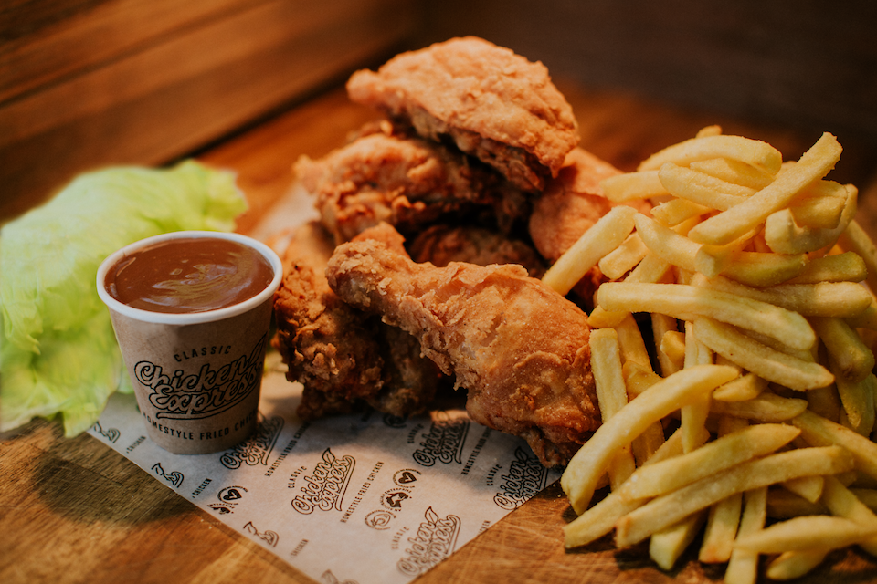 Chicken Express Now Open Accommodation Capella